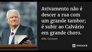 BILLY GRAHAN - FRASES IMPACTANTES