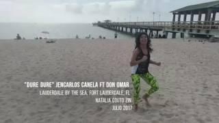 """Dure Dure"" de Jencarlos Canela ft. Don Omar Zumba® Fitness por Natalia Couto ZIN™"