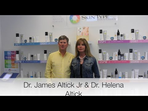 Dr. Altick Shares What Made Them Interested In The Skin Type Solutions System