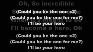 Sterling Knight - Hero (with lyrics)