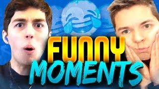 """FUNNIEST """"GUESS WHO"""" MOMENTS OF MADDEN 16 VS TDPRESENTS"""