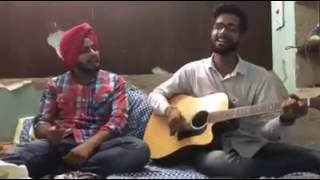 Punjabi Romantic Songs Mashup 2016    cover by Taranjit Singh and Vasu