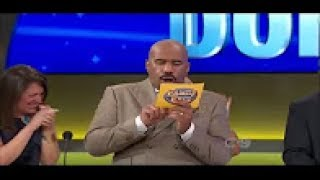 Steve Harvey Kills on Family Feud 3,