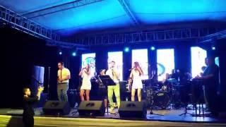 orquesta los morillo - Bailame - Chino y Nacho - (Versión live) Ft Marc Anthony, Gente de Zona