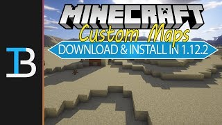 How to download and install a minecraft map 2016 videos