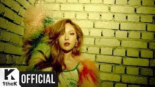 [MV] HyunA(현아) _ How's this(어때?)