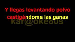 Vanesa Martin / Complicidad karaoke