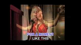 Kelly Clarkson - A Moment Like This (Karaoke Instrumental)