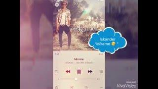 Iskander - Mirame