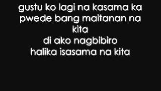 ikaw at ako full lyrics - bangz