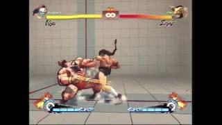 Bleeding Edge - SSF4 Claw Combos