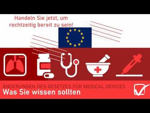 Medizinprodukteverordnung für Hersteller   Gemeinsam mit der COSYS die EU Richtlinien erfüllen