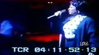 Patti LaBelle - Forever Young, Rehearsal for Soul Train HOF, 1995