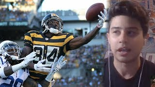 The Colts will be a Superteam with Antonio Brown ||  The Undrafted Analysts Podcast HIGHLIGHT
