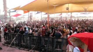 Green Nuns of The Revolution set @ Moksha's Purim Carnival 6-7/3/2009