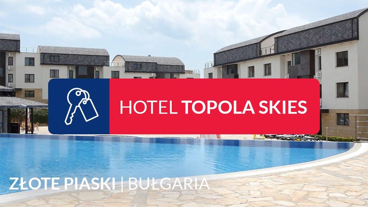 Hotel Topola Skies Resort Aquapark Balchik (4 / 40)