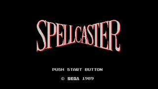 SpellCaster (SMS, FM): Title Screen music ( Pokémon RSE soundfont )