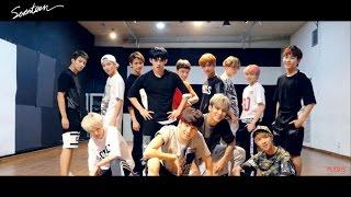 [Dance Practice] SEVENTEEN(세븐틴) - 만세(MANSAE) - FOLLOW ME Ver. width=