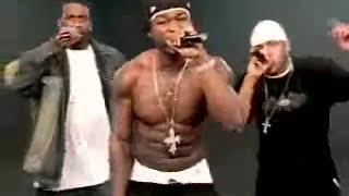 50 Cent feat Lloyd Banks & Tony Yayo - 50 Shot Ya (Original Live in Studio)