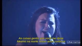 Evanescence - Even In Death live NYC 2016 legendado