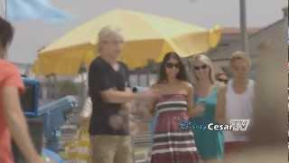 """Austin & Ally - """"Heard It On The Radio"""" - Detrás de Cámaras - HD"""