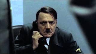 Hitler modtager et opkald fra Villy Søvndahl