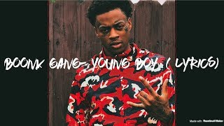 BOONK GANG~ YOUNG BOY ( LYRICS)