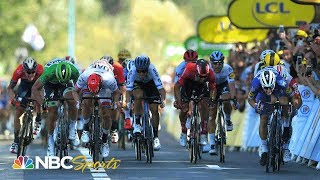 Tour de France 2019: Stage 4 | EXTENDED HIGHLIGHTS | NBC Sports