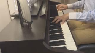 معزوفة شرقي وغربي - موسيقى شرقية مميزة بعزفي على البيانو
