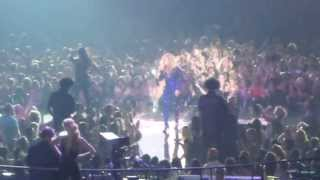 Beyonce Love On Top ACAPELLA LIVE St. Paul, MN 7-18-13 Xcel Energy Center