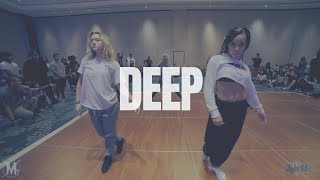 Summer Walker - Deep - Choreography By Terrence Spencer | Misfits Dance Camp 2018