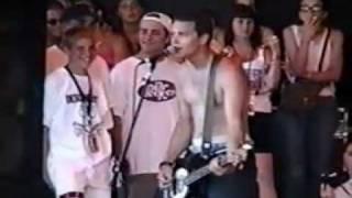 Blink-182 - Does My Breath Smell (live @ Pompano Beach 02/08/97)