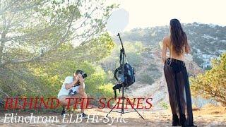 Elinchrom Hi-Sync with ELB-400 - Shooting at Ibiza