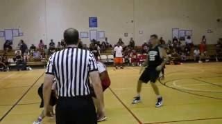 Game Highlights - Pi'i Minns, Grantco Pacific  6-25-16