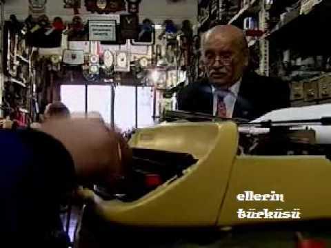 Daktilo Tamircisi / Typewriter Repair 1/3 - Ellerin Türküsü Kanal B