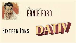 Tennessee Ernie Ford - Sixteen Tons (DaTiV Remix)