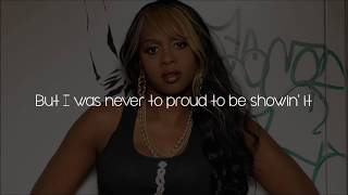 Remy Ma - Conceited (Lyrics Video)