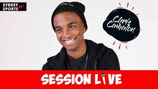 Session live : Chris Camalon