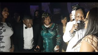 Olamide show love to king Saheed osupa by dancing to his song on his birthday width=