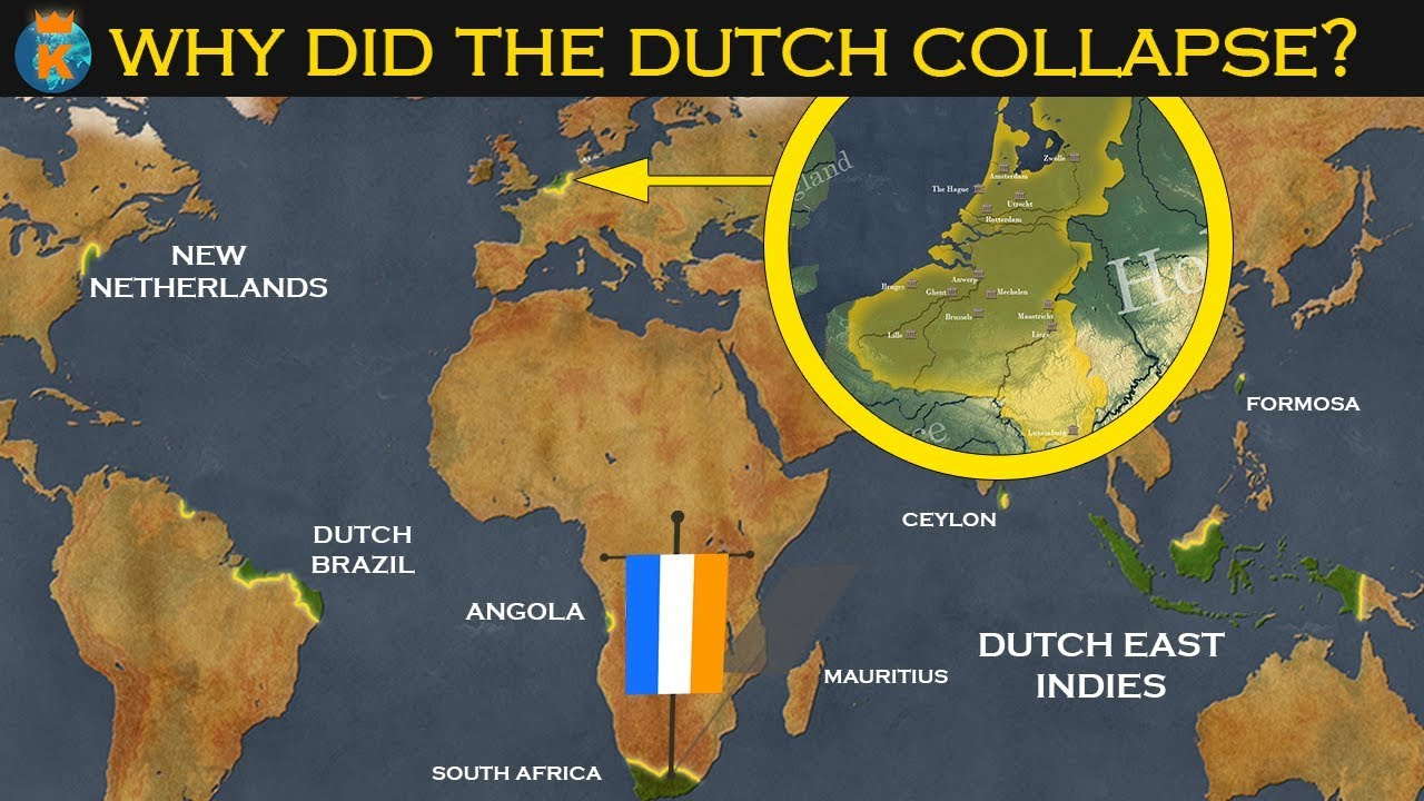 Why did the Dutch Empire Collapse ?