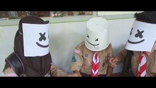 Marshmello - Alone Cover Video SMADA Bondowoso