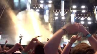Rammstein - Ich Will - Praha Prague 2017
