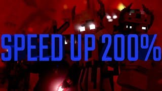 "Speed Up 200% - ""We Are the Danger"""