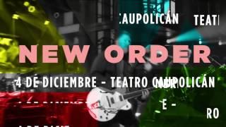 New Order en Chile 2016