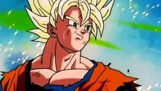 [DRAGON BALL Z AMV] Goku Gohan vs Cell Powerless Linkin Park 【HD 720p】