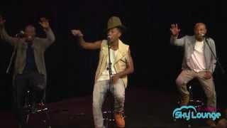 Jacob Latimore Live in the #SkyLounge - Part 1