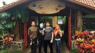 Superstars de WWE en Costa Rica
