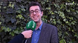 Nicolas Bouzou présente l'ouvrage sur la comédie (in) humaine en entreprise