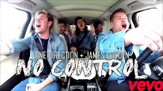 One Direction - No Control (Official Carpool Music Video)