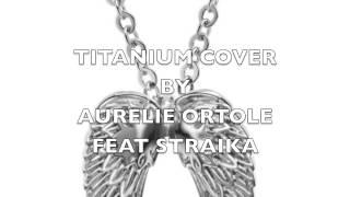 STRAIKA ET AURELIE ORTOLE_TITANIUM REGGAE REMIX-COVER